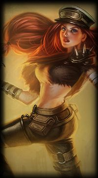 Miss Fortunegallery League Of Legends Wiki